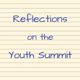 Guest post: Reflections on the 2017 Youth Summit