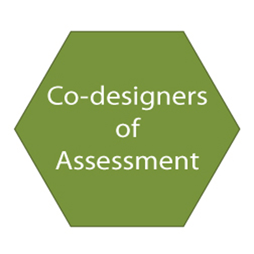 Co-designers of Assessment