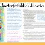 Revisiting the Charter for Public Education: A powerful process and a deep commitment.