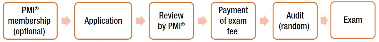 PMI-ACP Exam Process