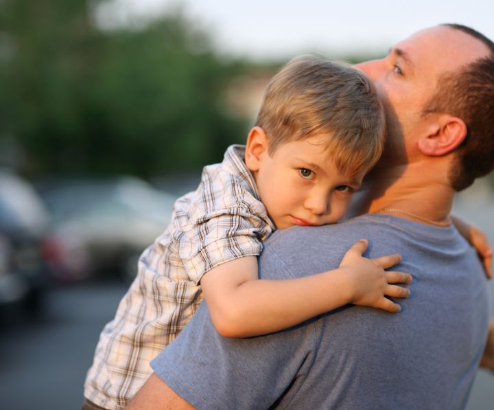 Can a Child Be Too Attached to Their Parent?