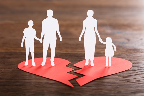 how to get through separation and divorce