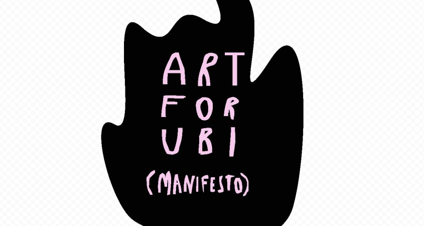 Art for UBI (Manifesto)