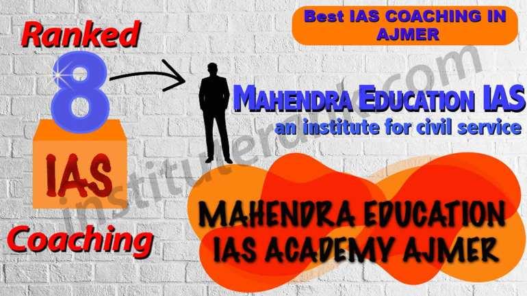 Best IAS Coaching in Ajmer