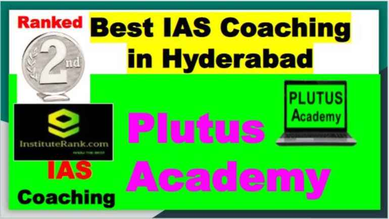 Best IAS Coaching Hyderabad