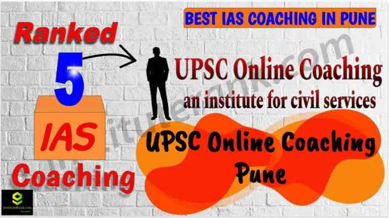 Top IAS Coaching in Pune
