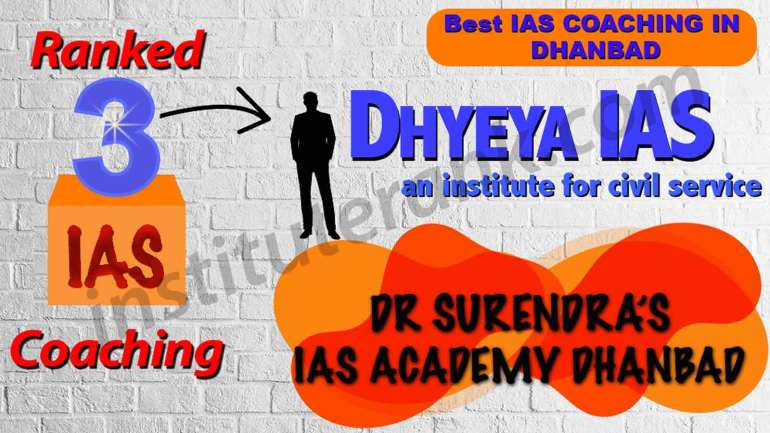 Best IAS Coaching in Dhanbad