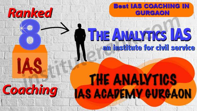 Best IAS Coaching in Gurgaon