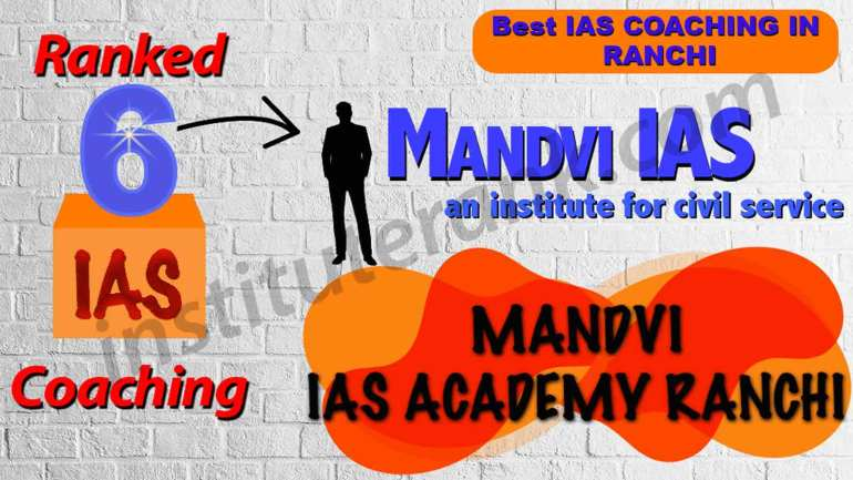Best IAS Coaching in Ranchi