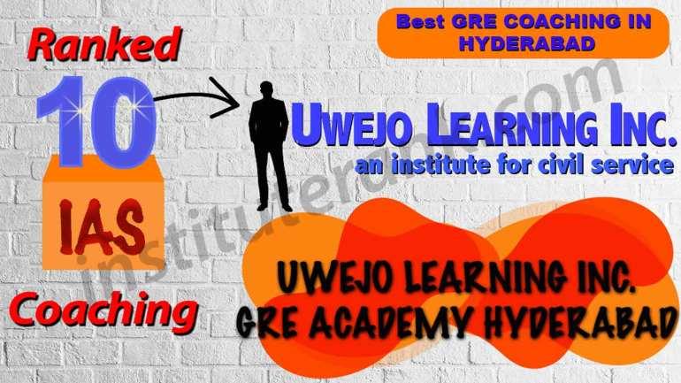 Best GRE Coaching in Hyderabad