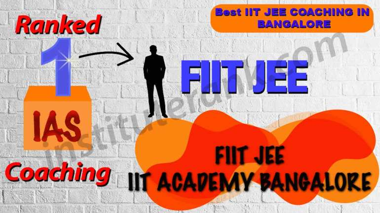 Best IIT Coaching in Bangalore