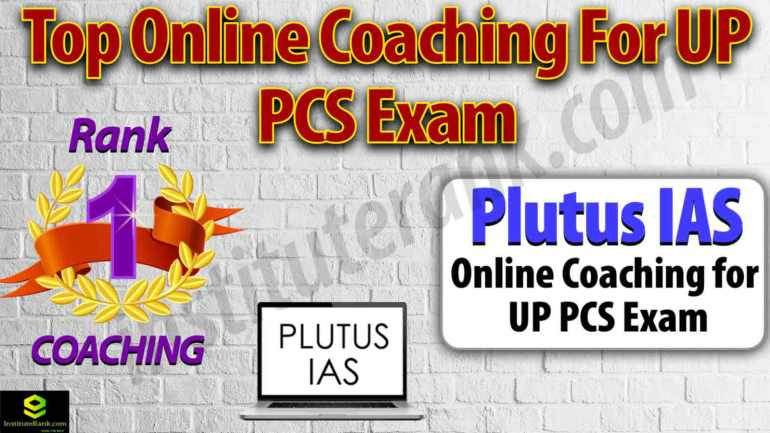 Top Online Coaching for UP PCS Exam