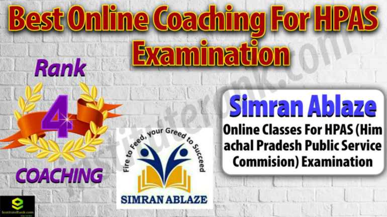 Best Online Coaching Preparation for HPAS Examination