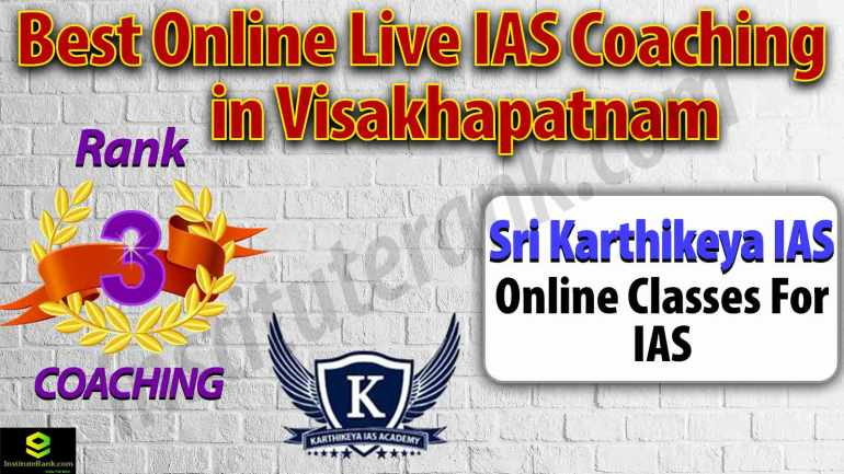 Best Online live Civil Services Coaching in Visakhapatnam
