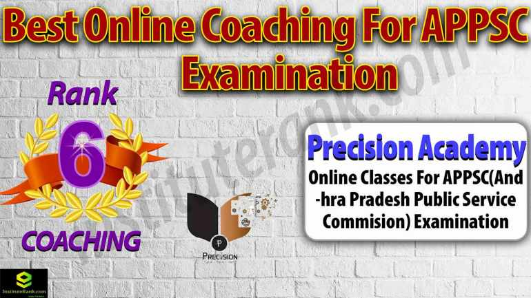 Online Coaching Preparation for APPSC Examination