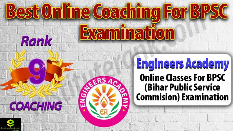 Top Online Coaching Centre for BPSC Exam Preparation