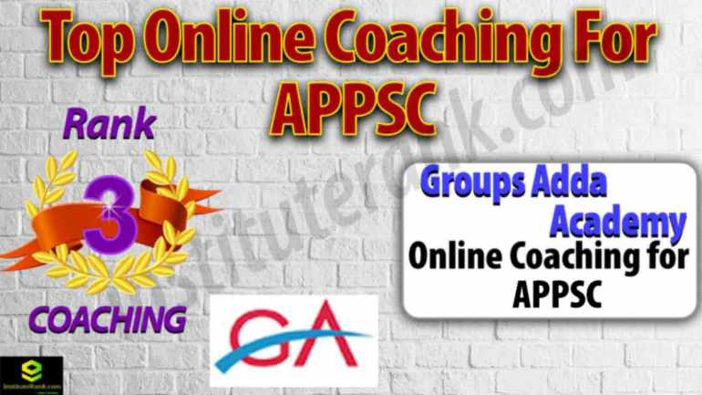 Top Online Coaching Preparation For APPSC Examination