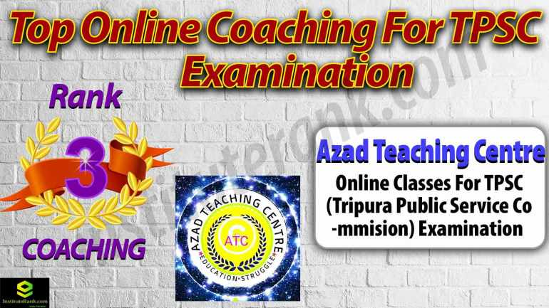 Top Online Coaching for TPSC Examination
