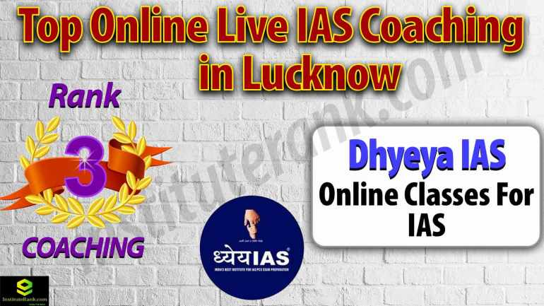 Top Online Live UPSC Coaching in Lucknow