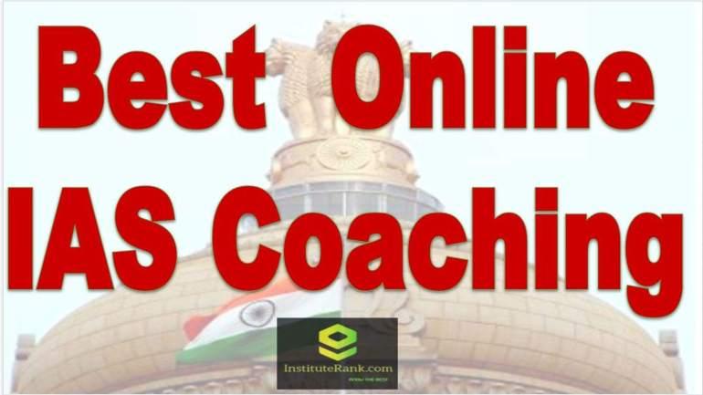 Top Online IAS Coaching