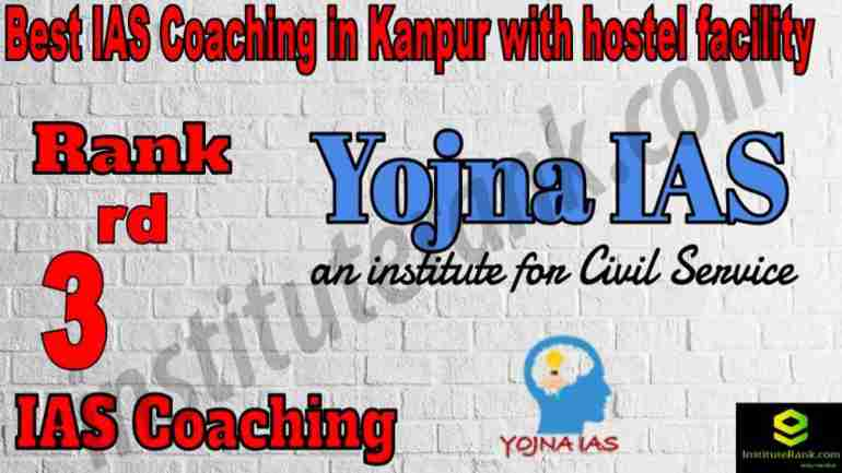 3rd Best IAS Coaching in Kanpur With hostel facility