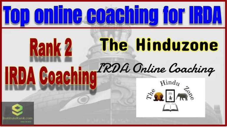 Best Online IRDA Coaching