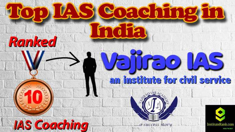 Best IAS Coaching Centre in India
