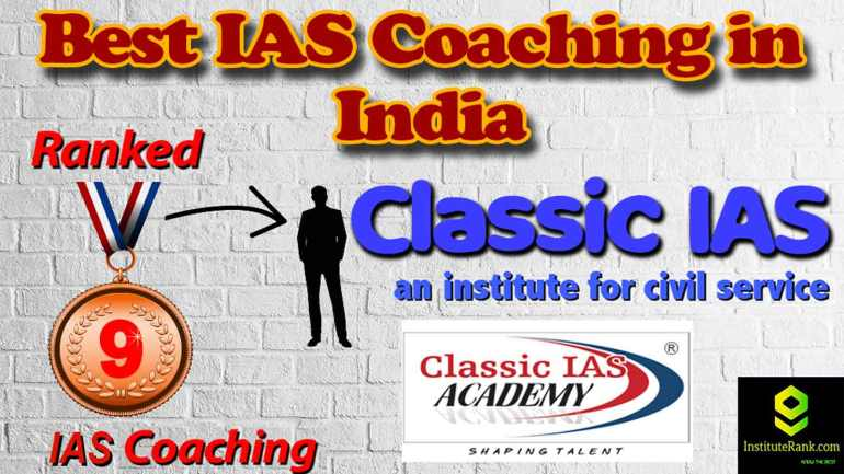 Top Civil Services Coaching in India