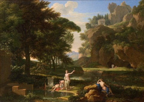 la-mort-de-narcisse-1814-francois-xavier-fabre-national-gallery-of-australia