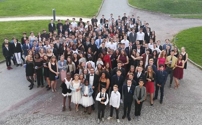 Bal de fin d'année Lamartine Collège Lycée internat Belley