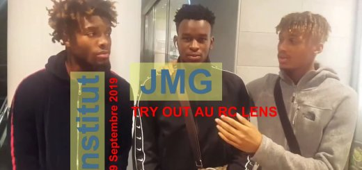Institut JMG retour-du-RC-lens