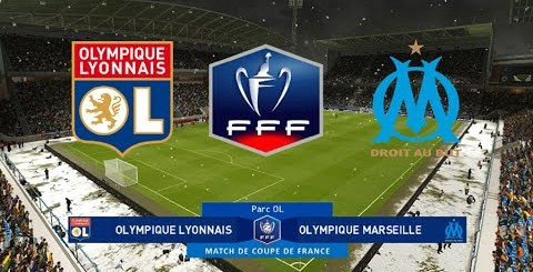 coupe de france lyon vs marseille