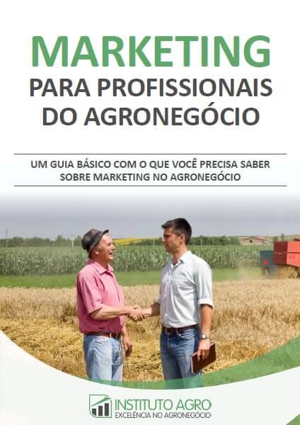 E-book Marketing para Profissionais do Agronegócio