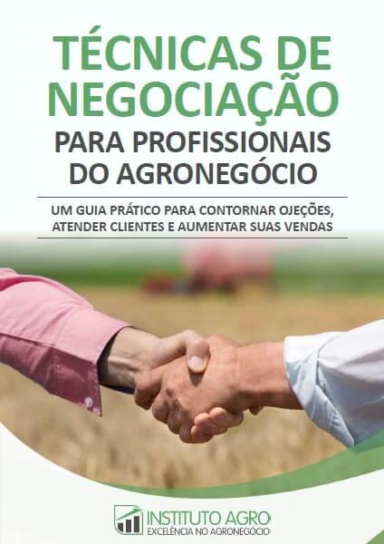 E-book Técnicas de Negociação para Profissionais do Agronegócio