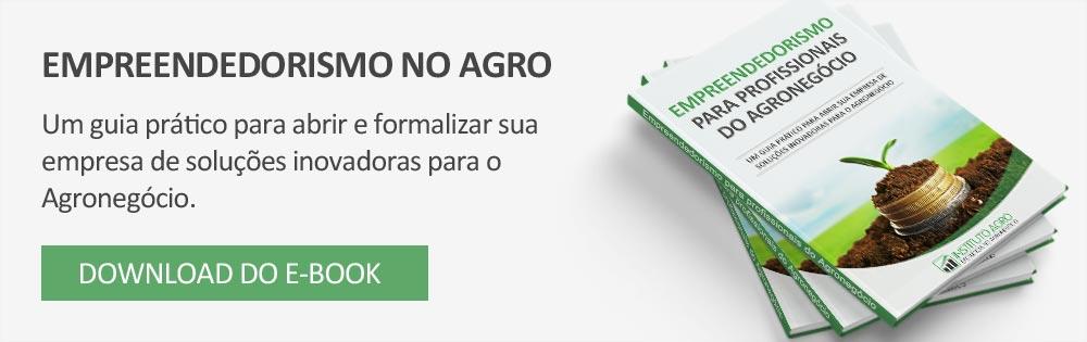 E-book empreendedorismo para profissionais do Agronegócio