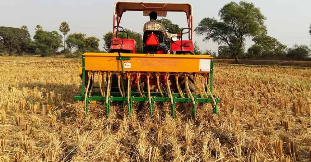 Semeadora - Implementos Agrícolas