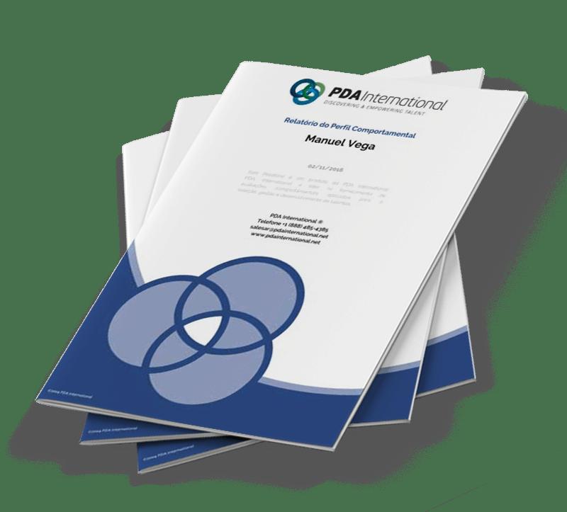 Avaliação do Perfil Comportamental (PDA)