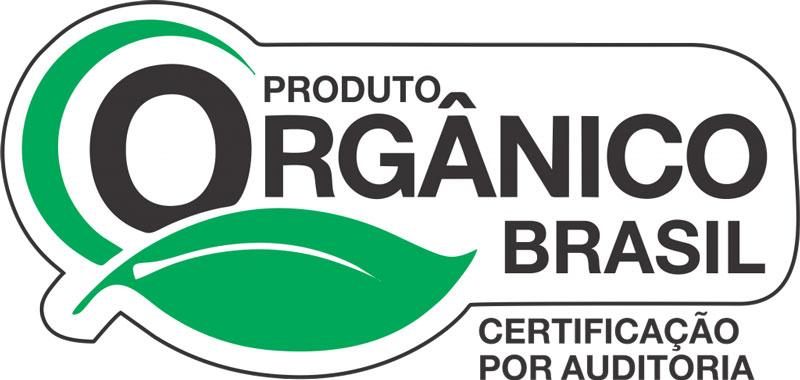 Agricultura orgânica e selo de certificação orgânica por auditoria