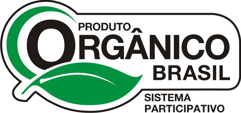 Agricultura orgânica e selo de certificação orgânica por sistema participativo