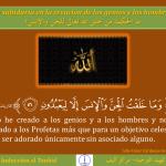 TAUHID 18 Qué significa el taūhīd de la divinidad La sabiduría en la creación de los genios y los hombres