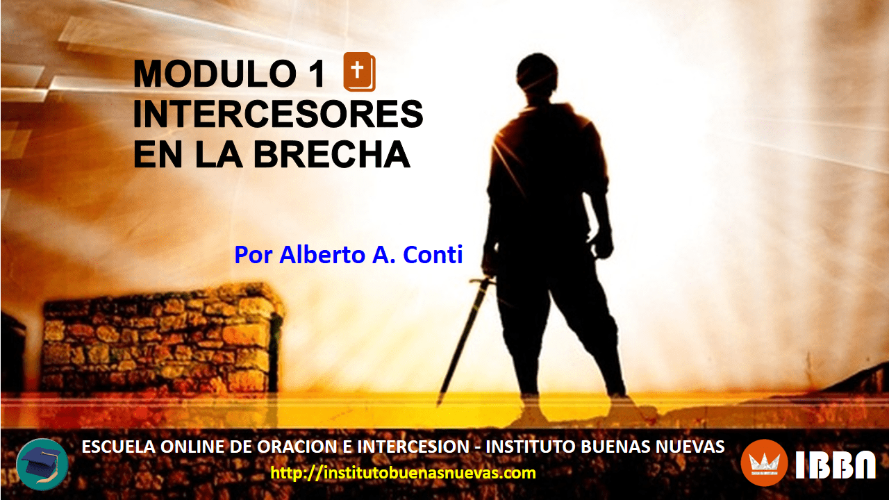 Intercesores en la Brecha – Intercesión 101