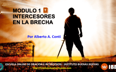 Intercesores en la Brecha - Intercesión 101
