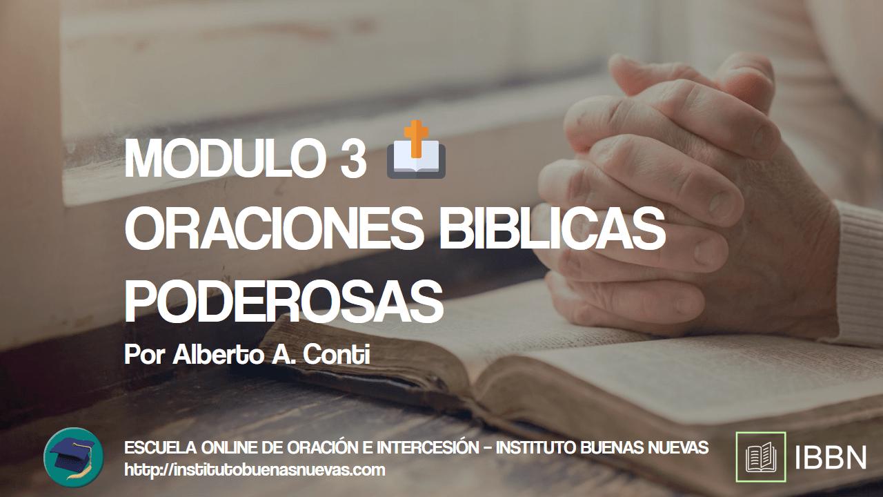 Oraciones Biblicas extraordinarias