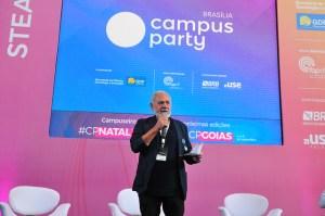 """""""Brasília é símbolo de inovação, vocacionada à economia criativa"""", diz CEO da Campus Party"""