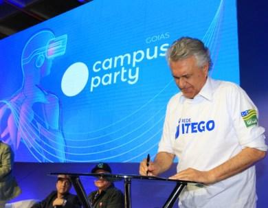 Assinado protocolo para a instalação de 15 laboratórios Include em município goianos