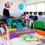 Aulas gratuitas de robótica ao alcance dos jovens do DF