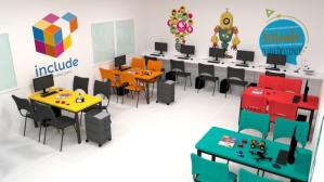 Projeto Include abre inscrição para cursos gratuitos de robótica