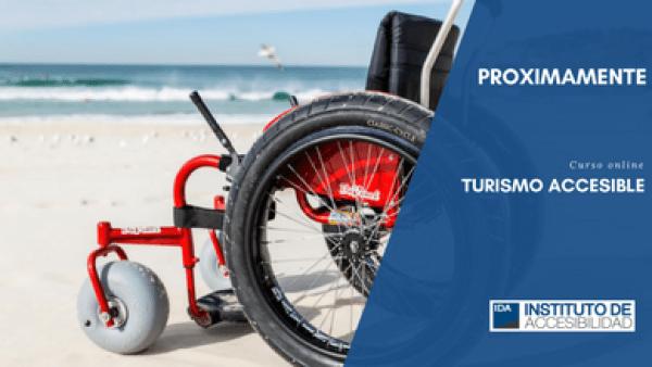 Brochure - Curso Online de Turismo Accesible