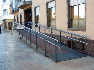 Diseño de Rampa Accesible