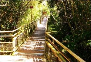 Cataratas del Iguazú, accesos para personas con discapacidad. Fuente: integrando.org.ar